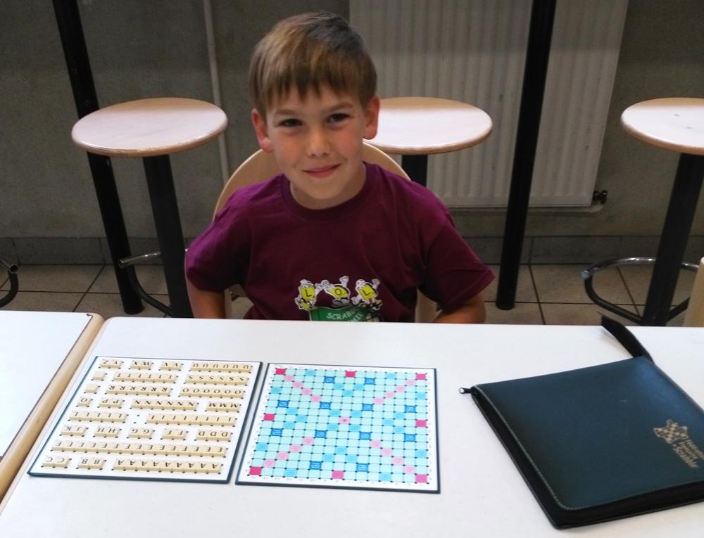 Finale nationale de Scrabble !