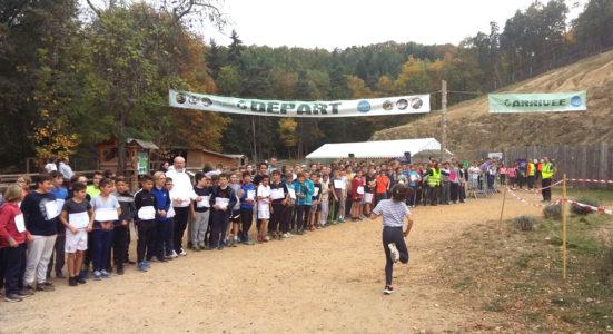 Kids Trail au Parc Animalier d'Auvergne