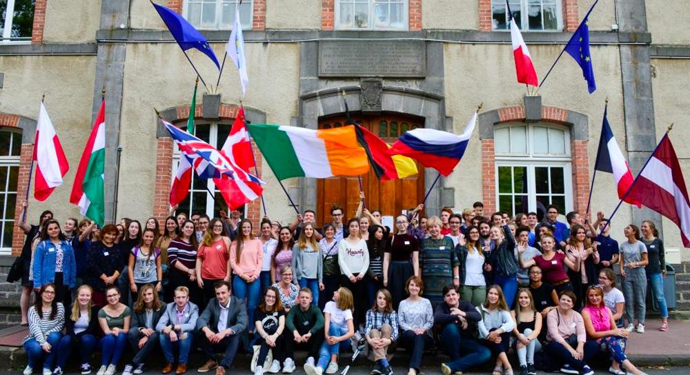 Conférence des jeunes européens