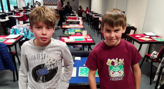 Concours de Scrabble