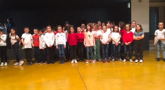 Les écoliers en concert