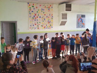 Cycle théâtre pour les élèves de CE1/CE2