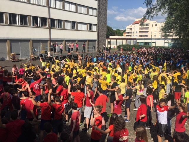 Saint-Alyre soutient ELA !