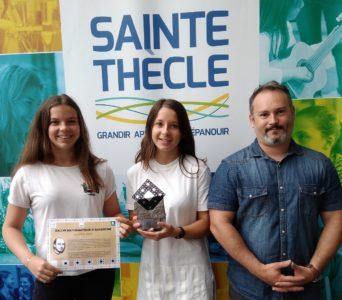 1er Prix du Concours d'affiche pour le Rallye Mathématique d'Auvergne