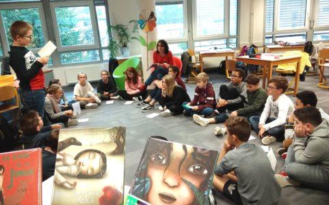 Rencontre de lecteurs : contes de Grimm