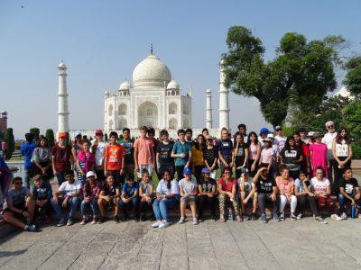 Voyage hors normes pour 24 élèves du collège Notre Dame à Billom