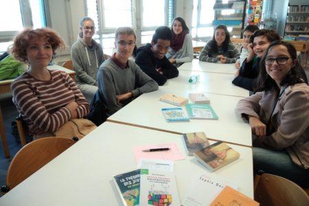 Prix Tangente 2019 pour les lycéens de Ste Thècle