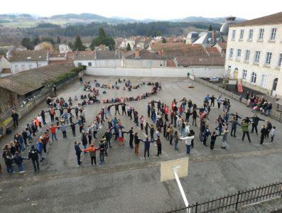 Arbre de la Paix à Ambert