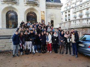 Les 3ème de Billom à l'opéra de Vichy