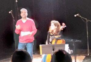 Partenariat du lycée de Chamalières avec le Wakan Théâtre