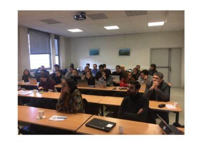 Des étudiants de St Alyre à un colloque sur la Mémoire
