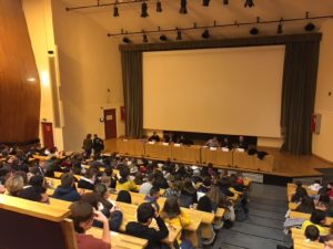 Festival du film judiciaire pour des collégiens et lycéens de Chamalières