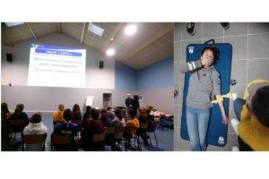 Formation « Prévention et Secours civiques » pour les 4ème de Chamalières