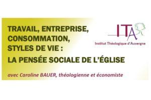 Des ateliers à l'ITA (Institut Théologique d'Auvergne)