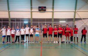 Handball – les collégiens de Maringues sur le podium