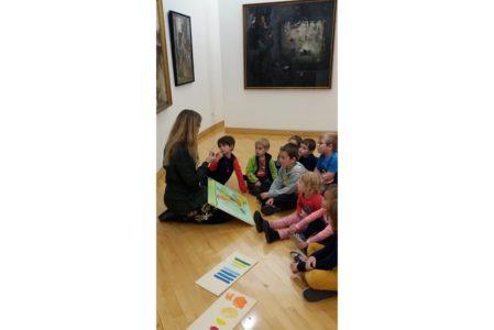 L'ouverture au Monde par la culture et la pratique artistique pour les écoliers de Giat
