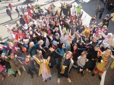 Retour sur le carnaval à Notre Dame – Billom