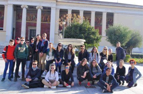Une découverte de la Grèce avec les élèves du lycée – Chamalières