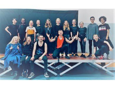 Théâtre en anglais en classe de Cinquième – Chamalières