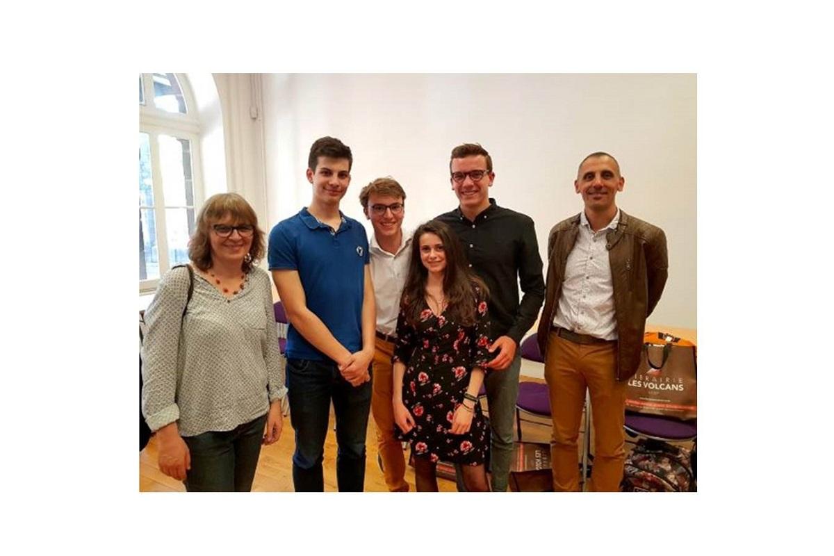 Les lycéens de Massillon récompensés aux concours académiques de maths et de sciences