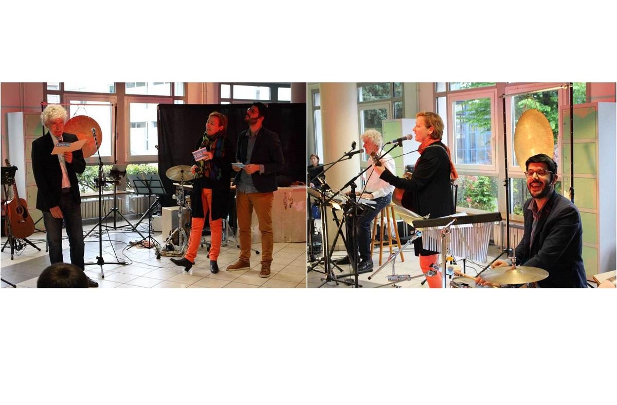 Concert du groupe « Accroche » – Fête de la pastorale – Chamalières