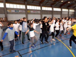 Sport et fraternité pour les collégiens de Thiers