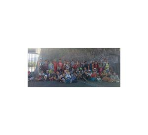 L'école Saint-Joseph de Maringues en visite à la foire internationale de Clermont-Cournon