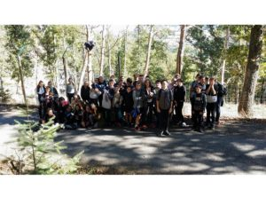 Kids Trail au parc d'Ardes sur Couze