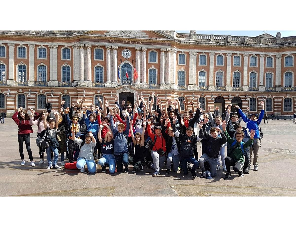 Voyage scientifique à Toulouse – Collège Jeanne d'Arc, St Eloy les Mines