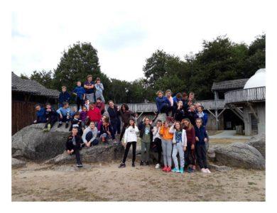 Journée d'intégration – Collège Jeanne d'Arc, St Eloy les Mines