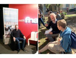 Participation au prix Goncourt des Lycéens – St Alyre