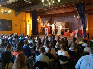 """Massillon accueille le spectacle """"Eclats de Bible"""""""