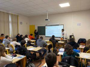 Des activités sur le thème de la santé – Collège Maringues