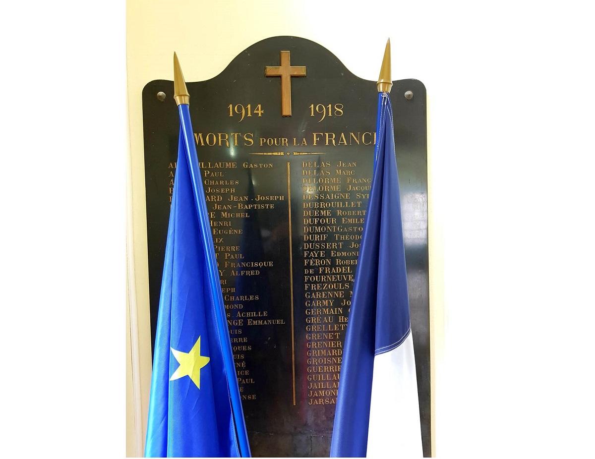 Devoir de mémoire : 11 Novembre 2019 à Massillon