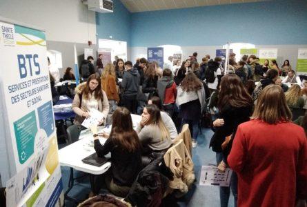CARREFOUR DES FORMATIONS – Lycée Ste Thècle, Chamalières