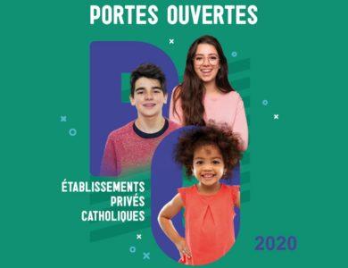 Portes Ouvertes 2020 de l'Enseignement Catholique 63