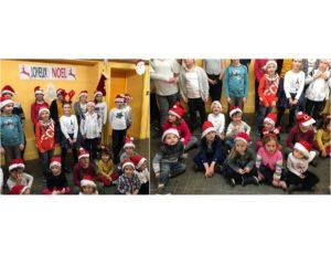 Célébration de Noël et Galette des Rois – Ensemble scolaire JB de la Salle, Giat