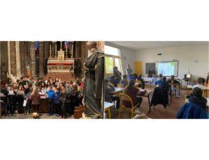 Célébration de Noël et ateliers – Ensemble scolaire St Joseph, Maringues