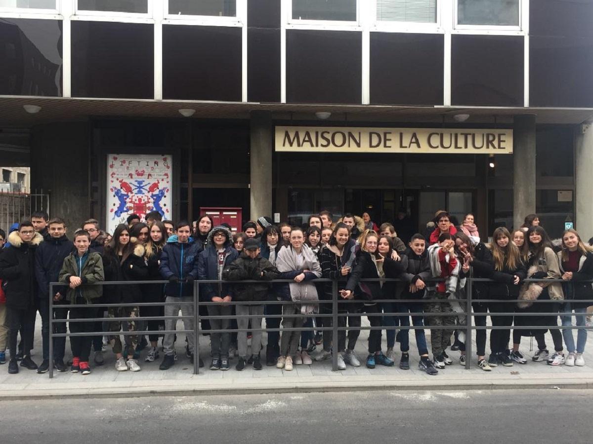 Pièce de théâtre en anglais sur Nelson Mandela – collège Notre Dame, Billom
