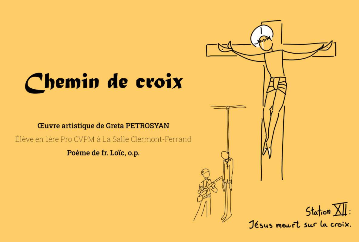 Chemin de croix de Loïc
