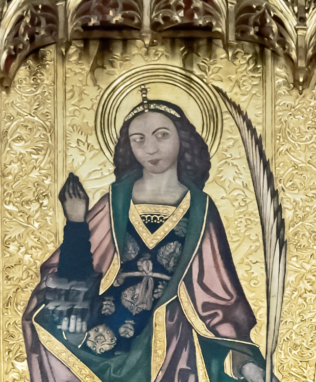 Fête de la Sainte Thècle
