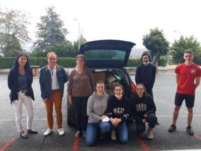 Le collège Jeanne d'Arc de Saint-Eloy-les-Mines mobilisé pour des enfants marocains