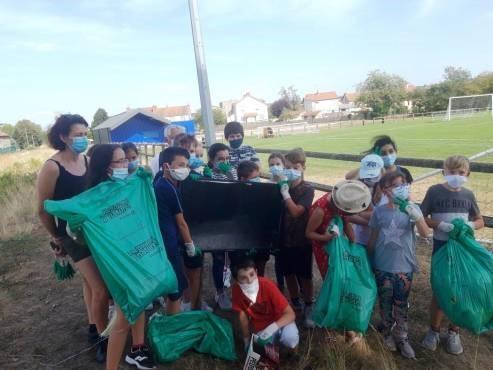Les collégiens de Saint-Eloy-les-Mines sensibilisés au tri des déchets