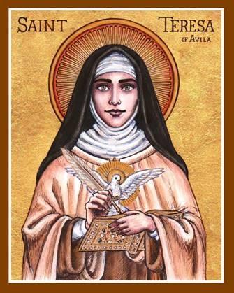 Fête de la Sainte Thérèse