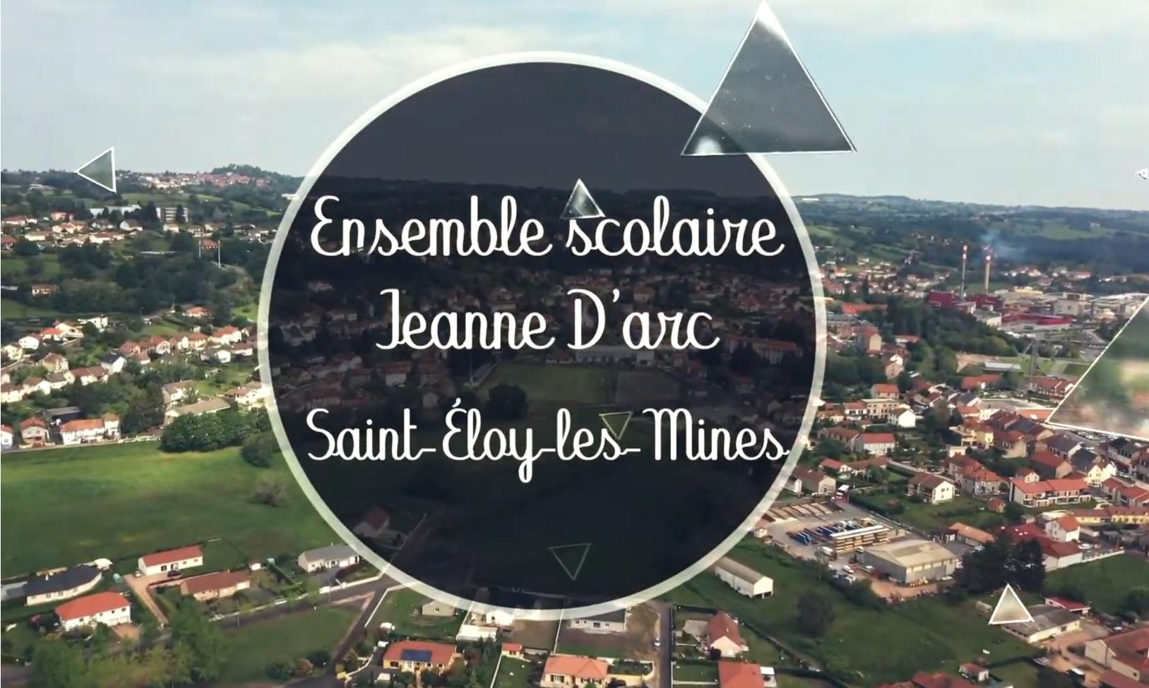 Découvrez l'ensemble Jeanne d'Arc de Saint Eloy les Mines