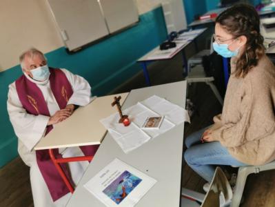 Journée du Pardon à l'Institution Saint Pierre