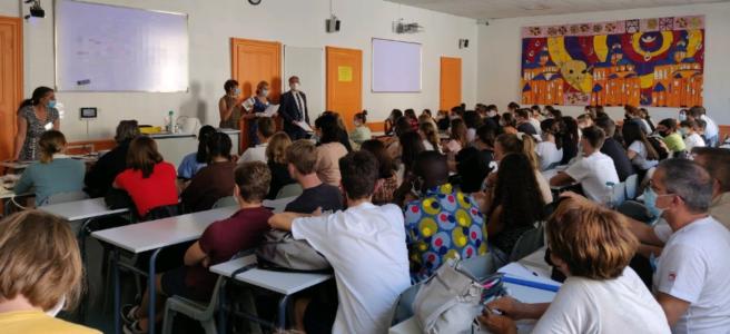 L'enseignement à distance dans l'Enseignement catholique d'Auvergne